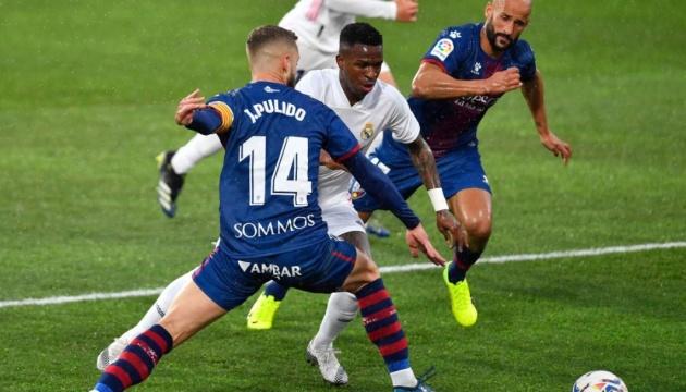 Ла Ліга: «Реал» обіграв «Уеску» і піднявся на друге місце