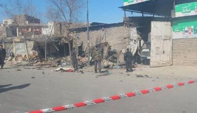 У Кабулі менш як за дві години - три теракти, є жертви