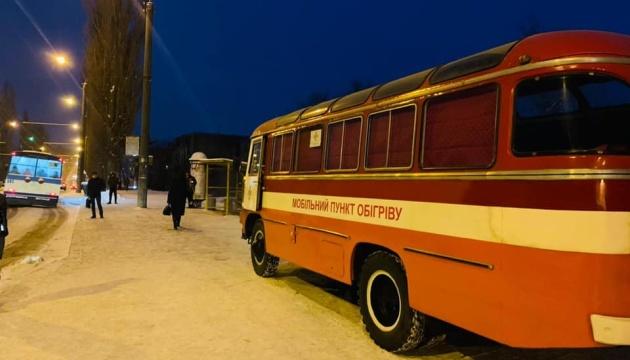 В Украине развернули почти пять тысяч пунктов обогрева