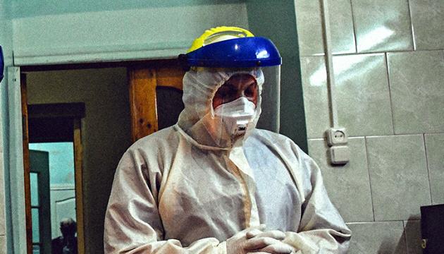 Na Ukrainie zarejestrowano 2141 nowych przypadków COVID-19