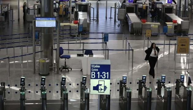 Греція продовжила обмеження на міжнародні авіарейси до 22 лютого