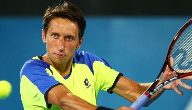 Стаховський дав бій Лайовичу на старті Australian Open