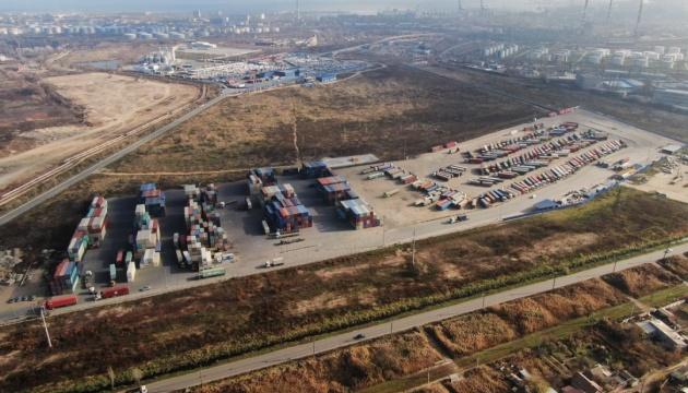 «Евротерминал» как центр международных грузовых перевозок Одессы