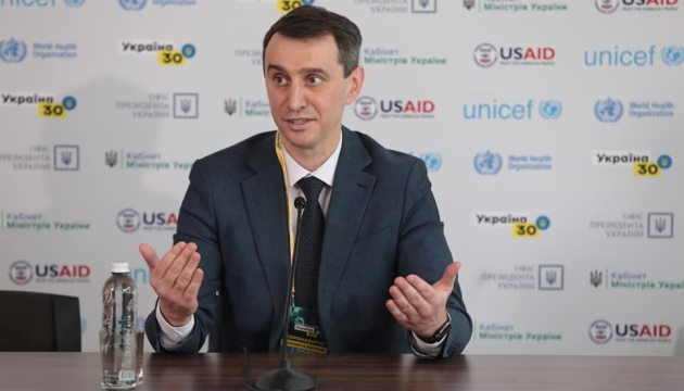 Gesundheitsministerium wird neue Aufteilung der Ukraine in Quarantänezonen vorschlagen