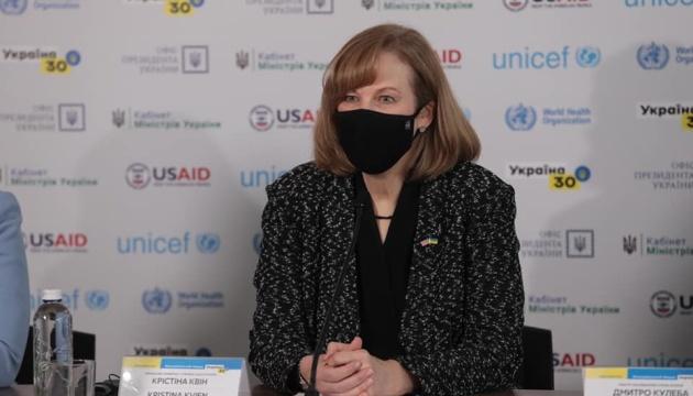 Байден зосередився на подоланні пандемії, розкладу візитів ще немає – посол США