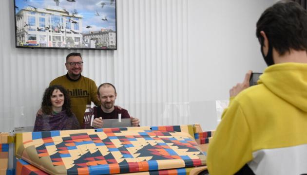 Луцкий центр туристической информации обновился «Волынянкой»