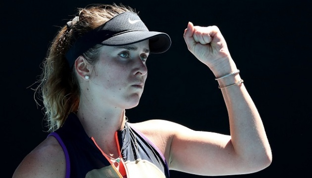 Уперше з 2017 року лише одна українка зіграє у 2 колі Australian Open