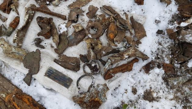 Американський винищувач часів Другої світової розкопали на Тернопільщині