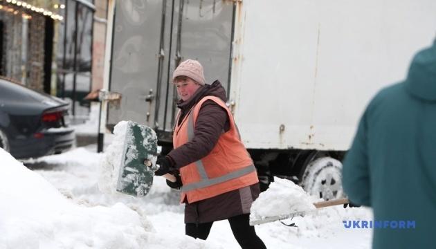 Хуртовини, дощ, туман та до 20° морозу - негода в Україні не відступає