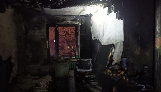 У Краматорську через пожежу в гуртожитку загинула жінка