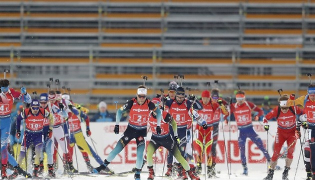 Кубок світу з біатлону: етап в Нове-Место завершують змішані естафети