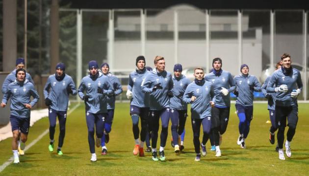 «Динамо» розпочне підготовку до матчу з «Олімпіком» із середи