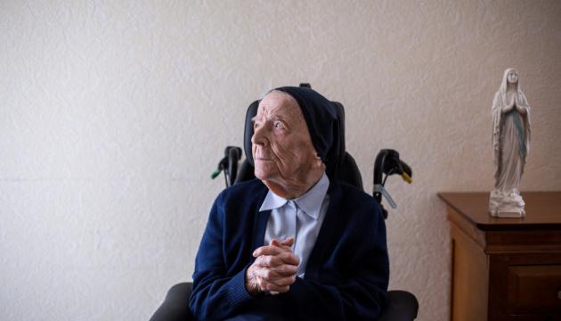 У Франції 116-річна жінка одужала від COVID-19