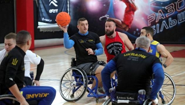 Ігри Нескорених: збірна України провела відкрите тренування