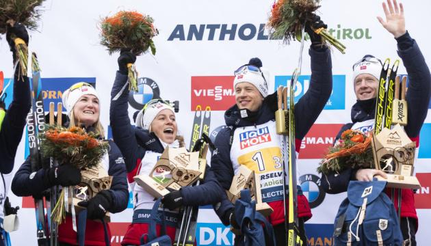 Норвегия намерена выиграть 4-6 золотых наград на чемпионате мира-2021