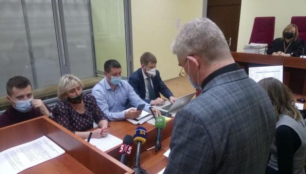 Прокурор зачитав Штепі обвинувачення