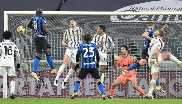 «Ювентус» грає внічию з «Інтером» і виходить у фінал Кубка Італії