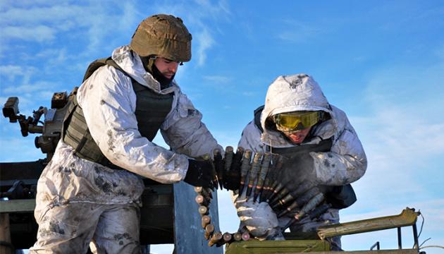 Trois violations du cessez-le-feu dans le Donbass