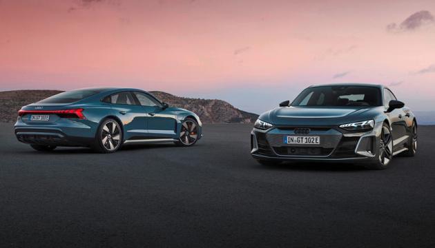Майже 500 «конячок»: Audi представила новий електрокар