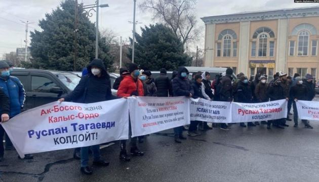 В Кыргызстане второй раз за сутки назначили нового и.о. мэра столицы