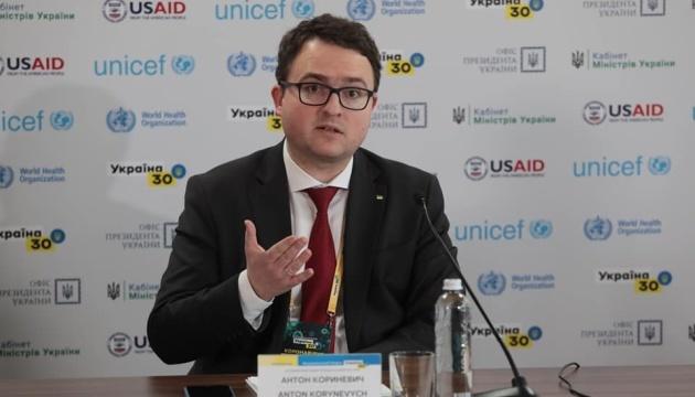 Кримська платформа має бути постійно діючою інституцією – Кориневич
