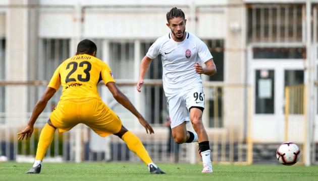 «Зоря» розірвала контракт з ізраїльським футболістом Гречкіним