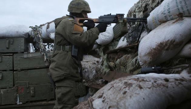 2月17日の露占領軍停戦違反4回=統一部隊