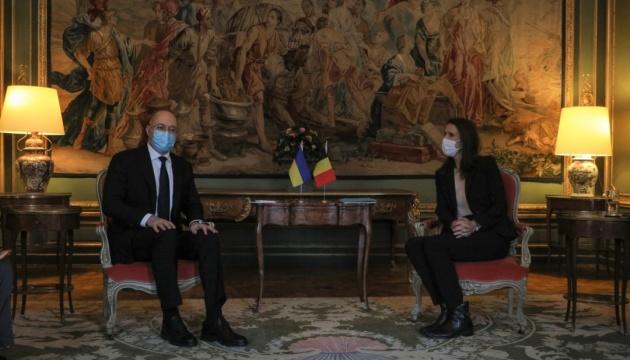 Шмигаль: Економічна місія Бельгії в Україну стала б чудовим імпульсом