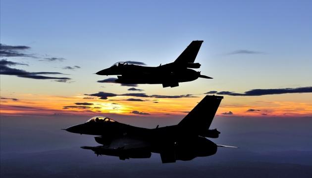 Винищувачі НАТО в Балтії за тиждень 4 рази супроводжували військові літаки РФ