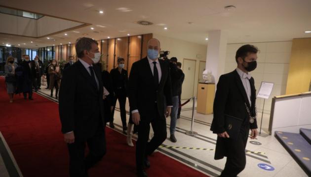 Шмигаль запросив президента Європарламенту на саміт Кримської платформи
