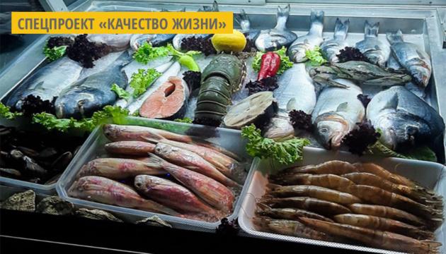 Растительная рыба и морепродукты уже в Украине