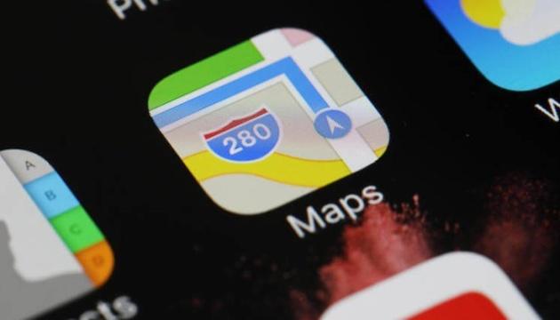 Apple Maps добавляет новую функцию для водителей