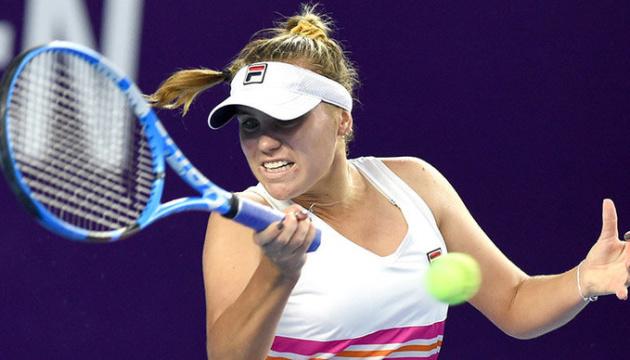 Чемпіонка Australian Open не змогла захистити титул, програвши у другому колі турніру