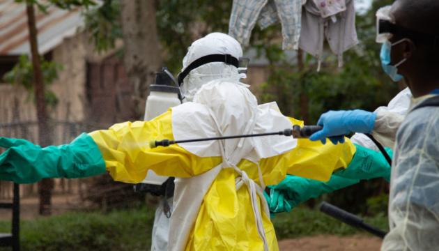 У Конго зафіксували другу за тиждень смерть від Еболи