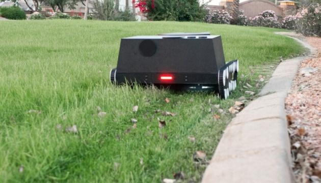 Робот Yardroid с искусственным интеллектом может убирать снег и косить траву