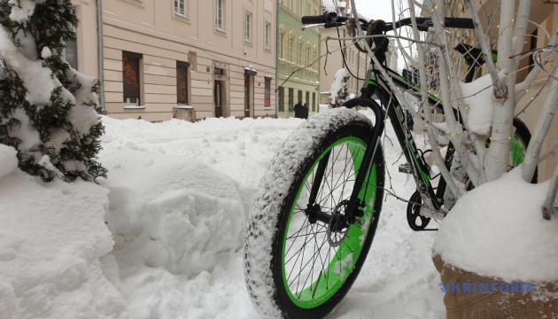 В Україну йдуть двадцятиградусні морози