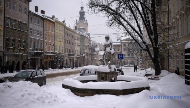 В Україну йде нове похолодання - сніг, хуртовини й до 23° морозу