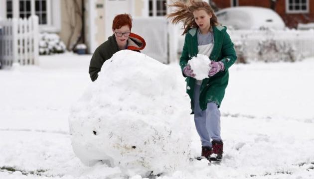 У Британії - найсильніші морози з 1995 року