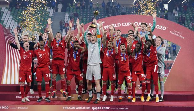 «Баварія» виграла клубний чемпіонат світу з футболу