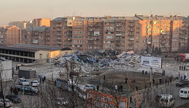 На півдні Росії стався вибух у торговому центрі
