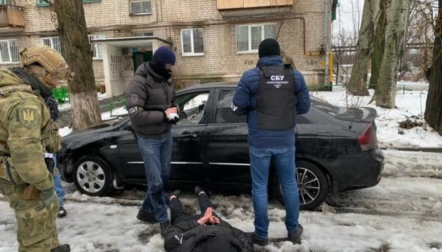 СБУ задержала «силовое крыло» банды, терроризировавшей людей в четырех областях