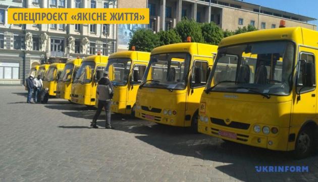 Київрада планує закупити 20 електроавтобусів