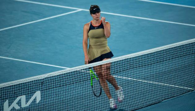 Світоліна відкриє в суботу ігровий день Australian Open