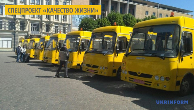 Киевсовет планирует закупить 20 электроавтобусов