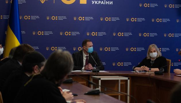 Шкарлет обсудил со Всеукраинским Советом Церквей преподавание христианской этики в школах