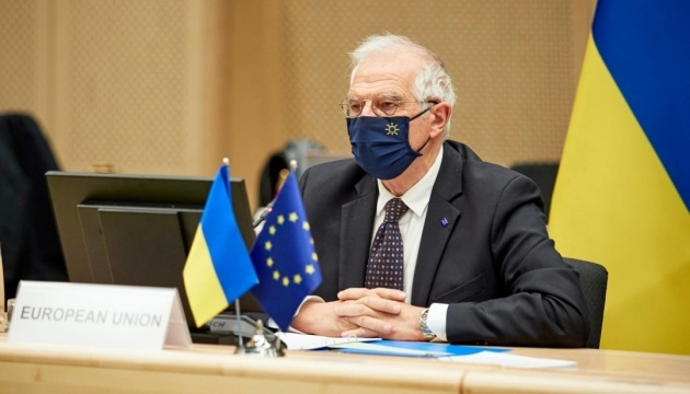 裁判改革がウクライナの民主主義成功のための鍵=EU上級代表