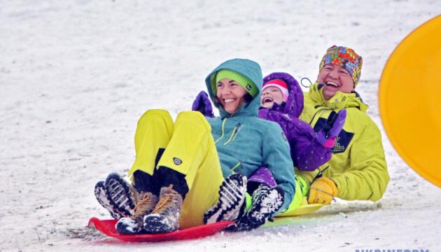 Луцк устроит фестиваль зимних развлечений