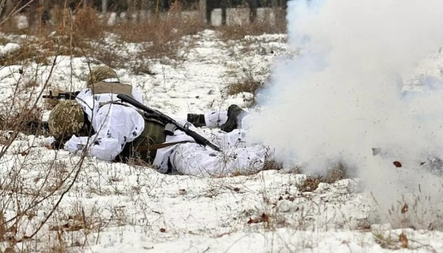 Invaders launch 20 attacks in Donbas. One Ukrainian soldier killed
