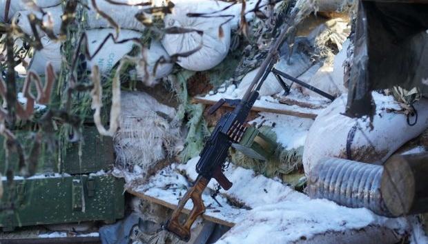 Оккупанты трижды открывали огонь на Донбассе, возле Зайцево - из минометов