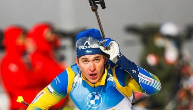 Понсілуома виграв спринт чемпіонату світу з біатлону, Прима - 20-й